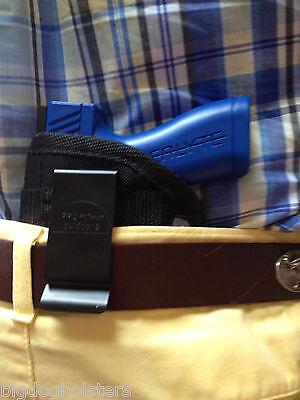 Beretta Nano IWB Inside Waistband Gun Holster Pro-Tech Outdoors Nylon Ambidex - $21.95