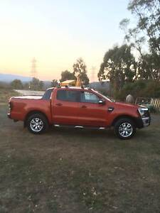 2014 Ford Ranger Wildtrak Blackstone Heights Meander Valley Preview