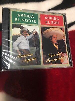Ramon Ayala Y Vicente Fernandez arriba el Norte y arriba el (Arriba El Norte Y Arriba El Sur)