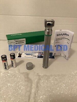 Welch Allyn 60814 Lightweight Fo Laryngoscope Handle Optic Laryngoscope Systems