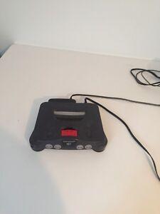 Nintendo 64 fonctionnelle