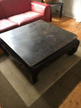 Coffee table Tennyson Point Ryde Area Preview