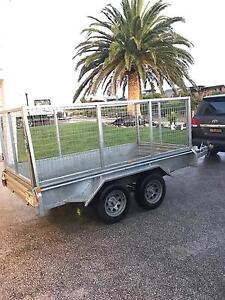 10 x 5 Tandem gal cage trailer Mount Martha Mornington Peninsula Preview