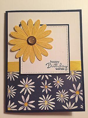 Stampin Up Daisy Delight Petite Pairs Birthday Card Kit