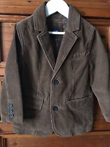 Gap Boy's corduroy Jacket Size 4