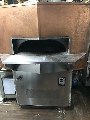Wood Stone Mt Baker Copper Deck Oven
