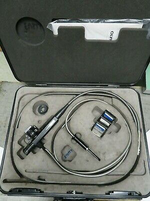 Olympus If11c5-20 Industrial Fiberscope W Case And Accessories - Ni56