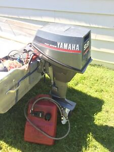 Yamaha 9.9 outboard electric start