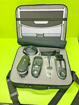 Xrite EFI ES-2000 Spectrophotometer I1 Pro Case, Accessories Tested -701 seconds