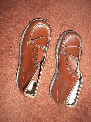 Vintage Childs Shoes Boots Yanigans Size 12