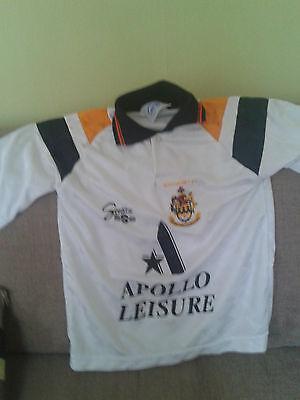 Southport  1995 away  shirt   size 26,28