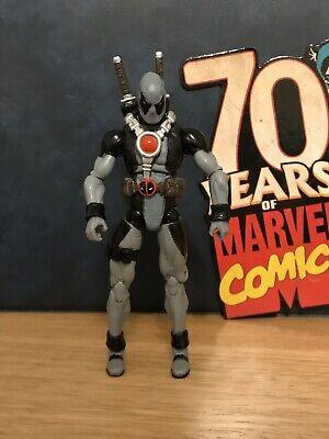 "Marvel Universe 3.75"" Deadpool Xforce Loose Action Figure 3 3/4 Scale"
