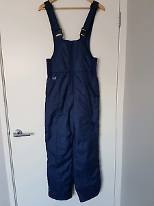 Snow pants snowboard ski husky navy  size 10 Cranbourne North Casey Area Preview