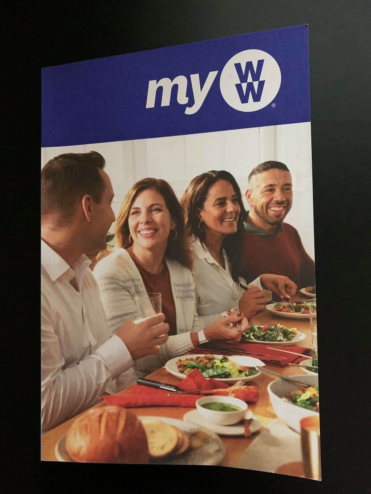 2020 My WW Weight Watchers NEW Program Guide Book Review of New Diet Plans