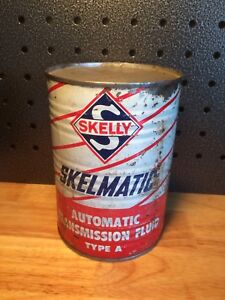 Shelly Oil Can