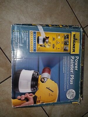 Wagner Spray Power Painter Plus Spray Gun - 416.4 ml/m - 32 fl oz (525027), used for sale  Shipping to Canada