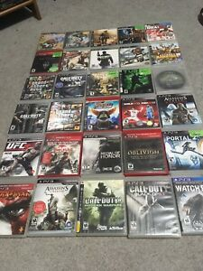 PS3+30 game+2 controllers