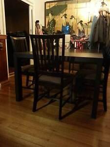 bargain dining suite Ormond Glen Eira Area Preview