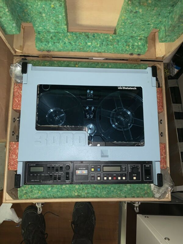 Thorn Emi 3000 Reel To Reel Recorder