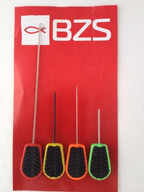 BZS BAIT NEEDLE TOOL SET NUT BOILIE DRILL HOOKS BARBEL COARSE CARP FISHING