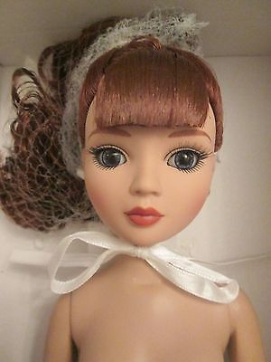 Top Tier Nude Ellowyne Wilde Imagination Tonner Doll 125 Made Inset Eyes 2015