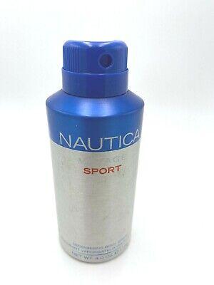 Nautica Voyage Sport Body Spray 4.0 oz 114 g (DENTED)