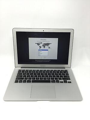 """Apple MacBook Air 2014 13.3"""" Laptop - MD760LL/B Core i5 1.4GHz 8GB 256GB SSD"""