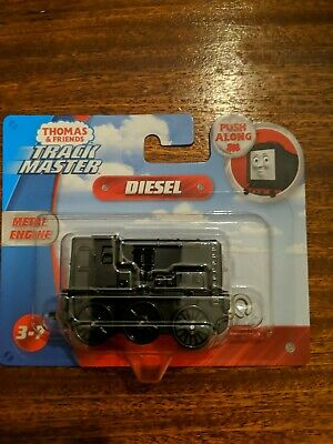 Thomas & Friends Track Master-Diesel-Metal Engine-Push Along-Boys & Girls-3-7