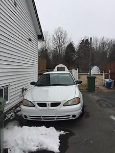 2004 Pontiac Grand Am V6