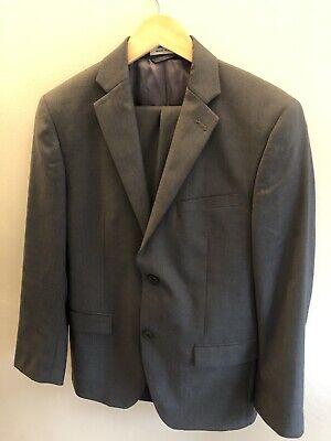 Joseph Abboud Grey 2pc Suit 36S / W30 L32