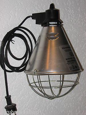 Schutzkorb,Elstein,Wärmebirne,Keramiklampe,Dunkelstrahler,Wärmelampe,Inkubator