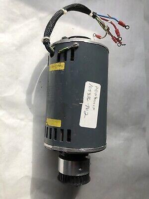 New Old Ge 5kc19sg346x14hp 35002900 Rpm1ph 3.3a105836-902 Printronixhb