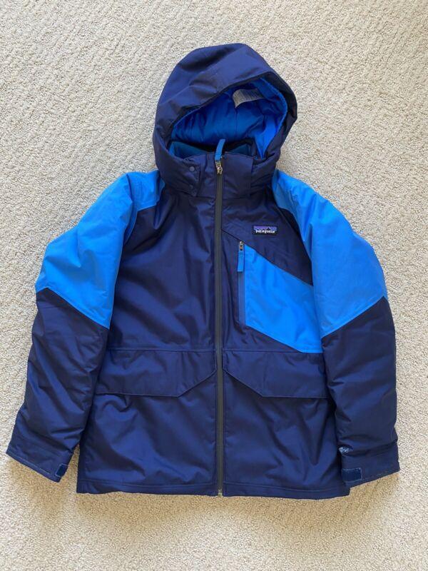 Patagonia Boys Insulated Snowshot Jacket - Sz M/10