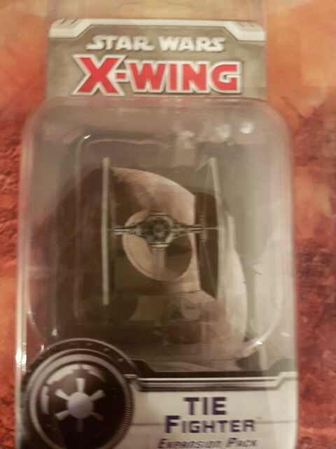STAR WARS X-WING TIE FIGHTER EXPANSION PACK - NEW & SEALED