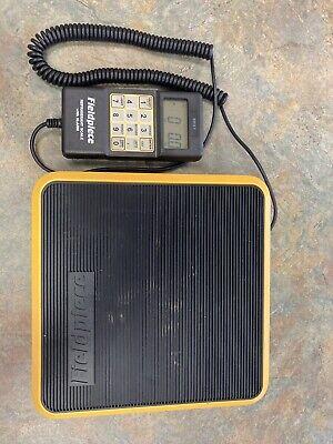 Fieldpiece Srs1 Refrigerant Scale With Alarm