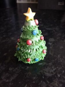 christmas tree wedding cake toppers edible tree cake topper decoration ebay 12831