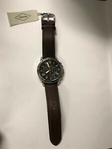 Fossil Neutra Chronograph Fossil Watch light brown