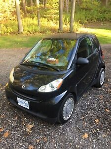 2008 smart car Fortwo. COMES SAFETIED!