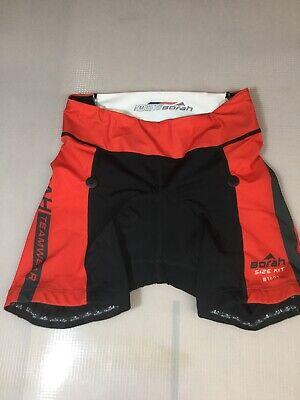 Borah Teamwear Womens Venganza Tri Triathlon Shorts Medium M (Triathlon Shorts Womens)