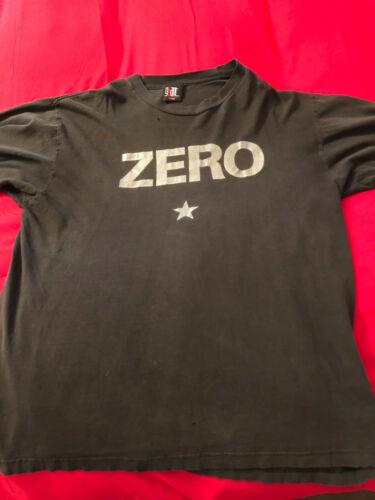 The Smashing Pumpkins Zero T Shirt Vintage Original 1990
