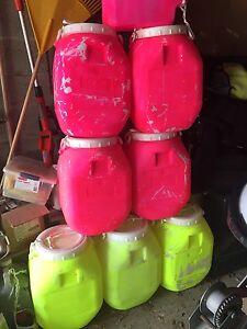 Waterproof  Food Grade Jugs
