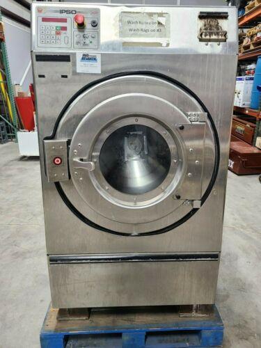 IPSO WASHER-EXTRACTOR - IPH60 - DRY CLEANING - LAUNDRY - WASHING MACHINE