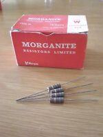 Resistenze D'epoca Vintage 5.6mohm Morganite Insulated Resistors 100pcs -  - ebay.it