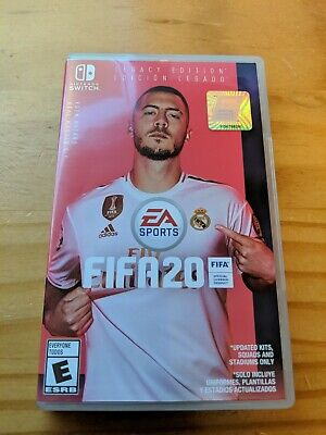 EA Sports 74099 FIFA 20 Legacy Edition for Nintendo Switch