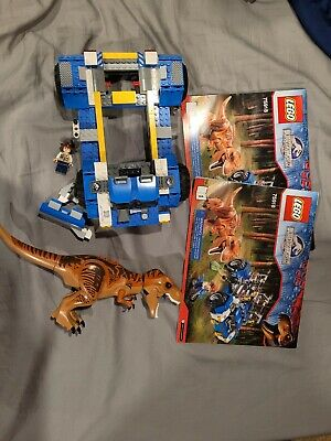 LEGO Jurassic World T. Rex Tracker 75918