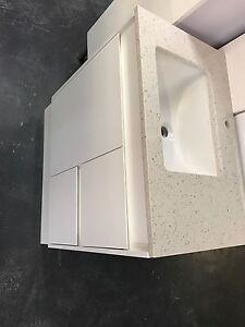 750mm stone top vanity display model Arncliffe Rockdale Area Preview