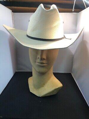 Laredo Shangtung Cowboy Hat Size 7