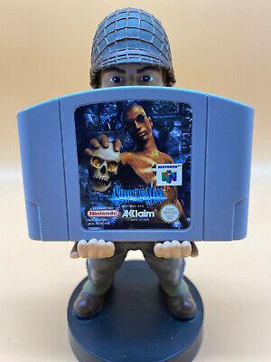 N64 ** Shadow Man Spiel für N64 Nintendo 64 PAL EUR Original Game Modul
