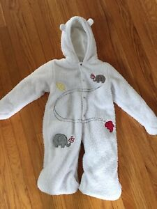 Infant 3-6 month snowsuit