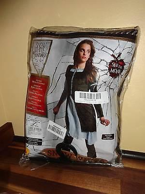 Snow White Huntsman Girl Halloween Costume Tween Size Small Dress SZ 2-4 Rubie's